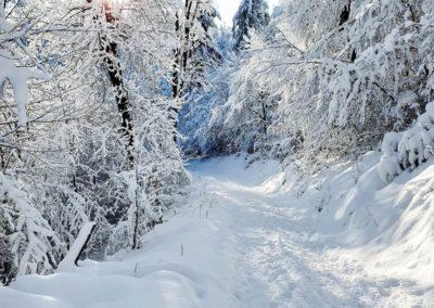 Kłodzka Góra- droga
